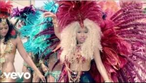 Video: Nicki Minaj - Pound The Alarm